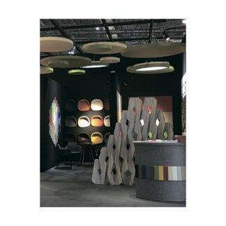 Звукоизоляционная панель декоративная потолоч...